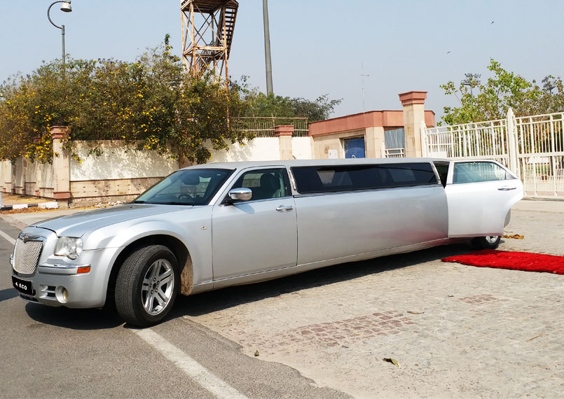 Using Eye Drops on a Limo