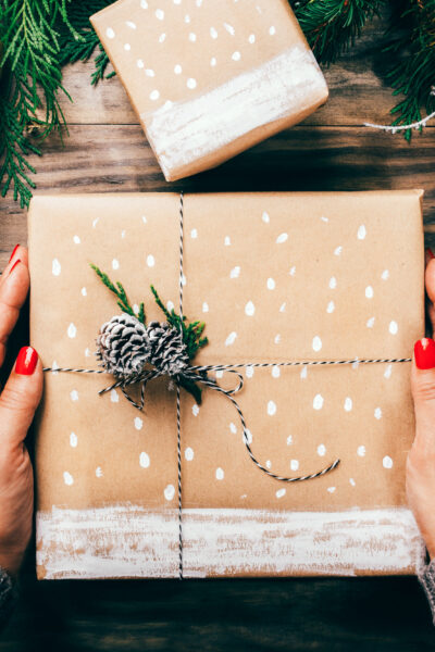 Creative gifts that help people feel loved