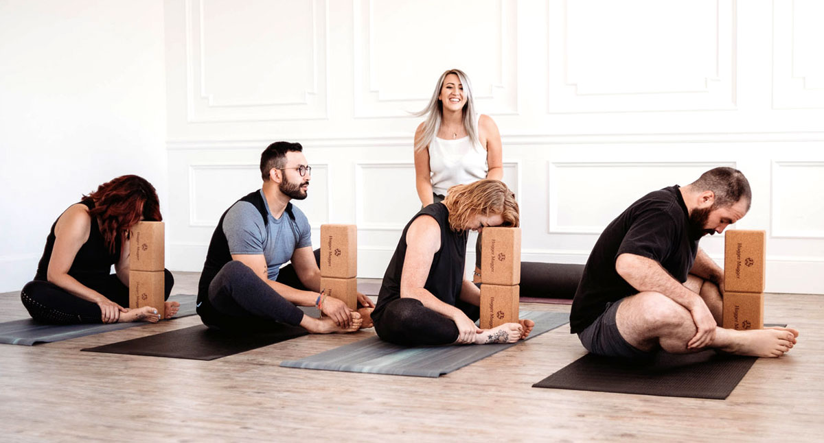 Yoga And Body Awareness